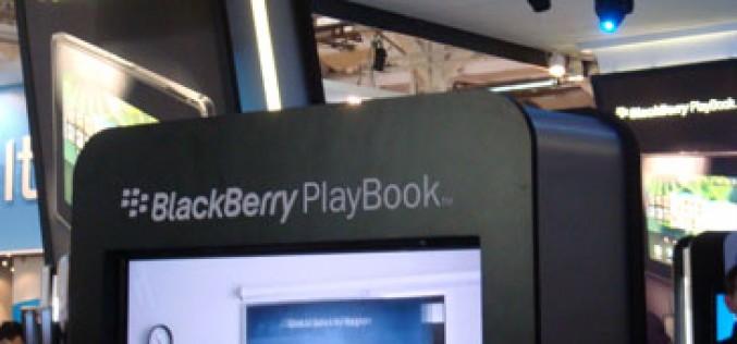 Los beneficios de BlackBerry se desploman
