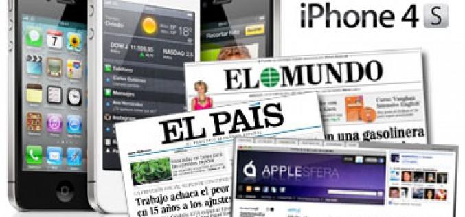 ¿Qué opinan del iPhone 4S los profesionales y la prensa?