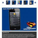 Galería de 9 súper smartphones