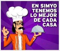 'El Pelos', de simyo, como chef