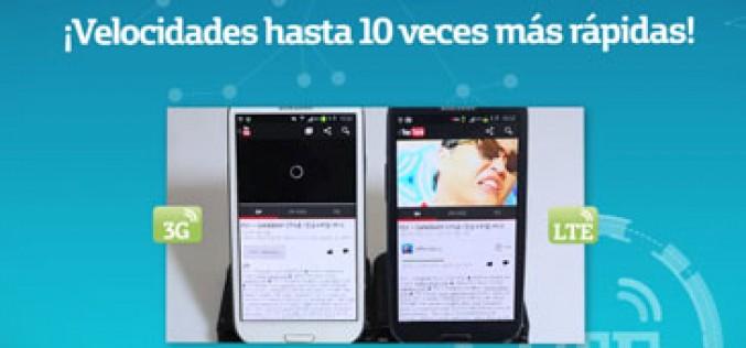 Movistar ya ofrece 4G en México