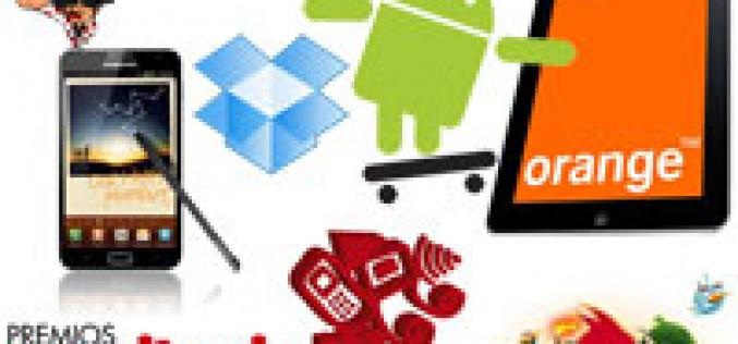 Los mejores operadores, fabricante y sistema operativo de 2012