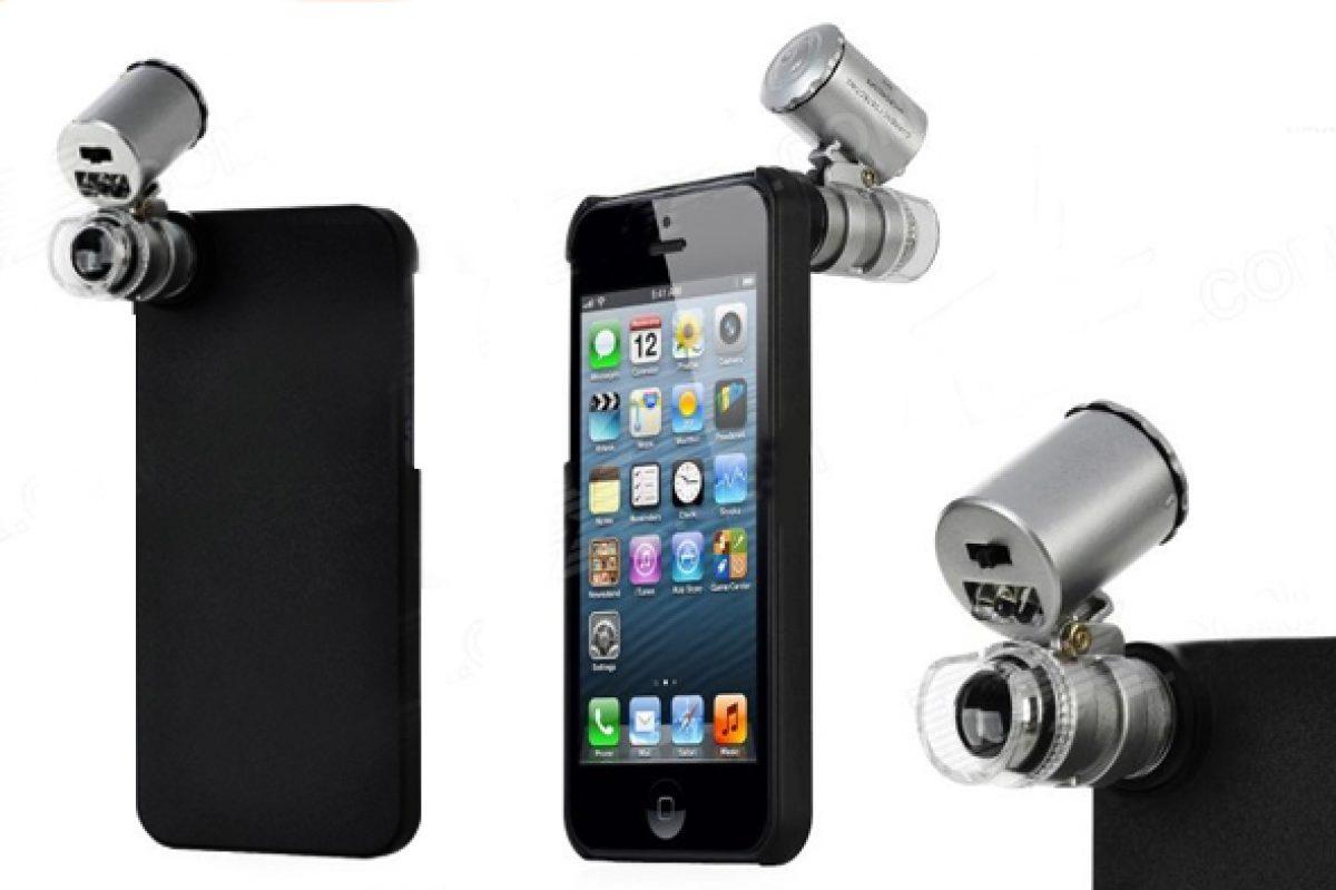 5 accesorios para complementar la c mara del iphone 5 for Accesorios para smartphone