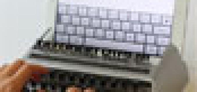 iTypewriter convierte el iPad en una máquina de escribir