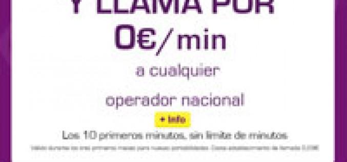 Llamaya Móvil regala llamadas nacionales a números portados