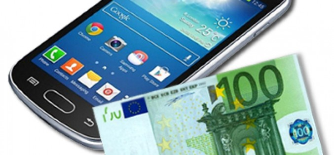 ¿100 euros o un smartphone?