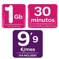 Una vez consumido 1GB, la velocidad se reduce.