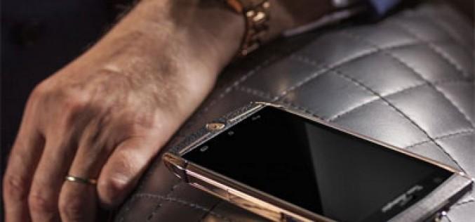 ¿Un móvil de casi 5.000 euros? Tenía que ser Lamborghini