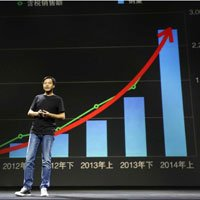 La noticia corrobora la buena salud de la la empresa china.
