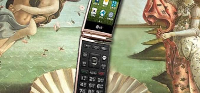 ¿Volverán los teléfonos de concha?