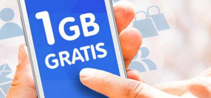 Telecable regala 1GB al mes durante un año