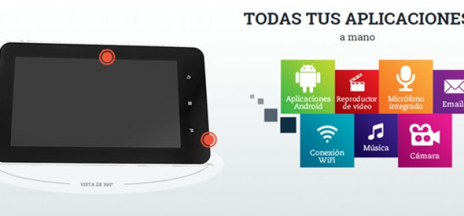 ¿Cómo es el tablet que ofrece la Ocu por 4 euros?