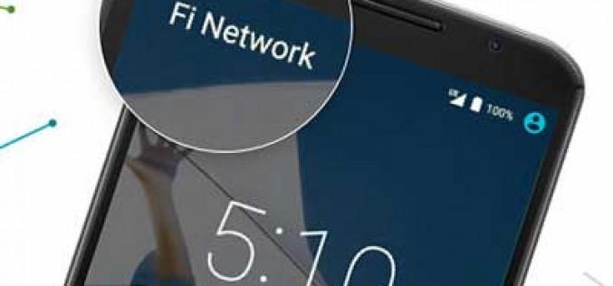 Project fi: el operadora de Google es oficial