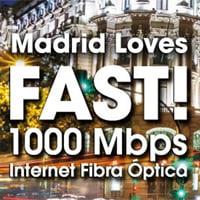 La fibra de Adamo llega a Madrid tras ciudades como Sevilla o Barcelona