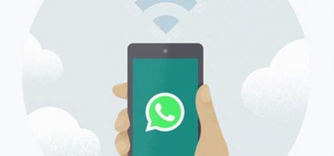 WhatsApp Web arranca en iOS