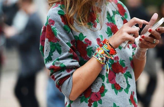 Estar a la moda es una de las principales razones para vender un smartphone en el mercado de la segunda mano.