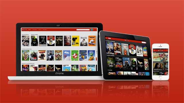 Netflix multiplataforma