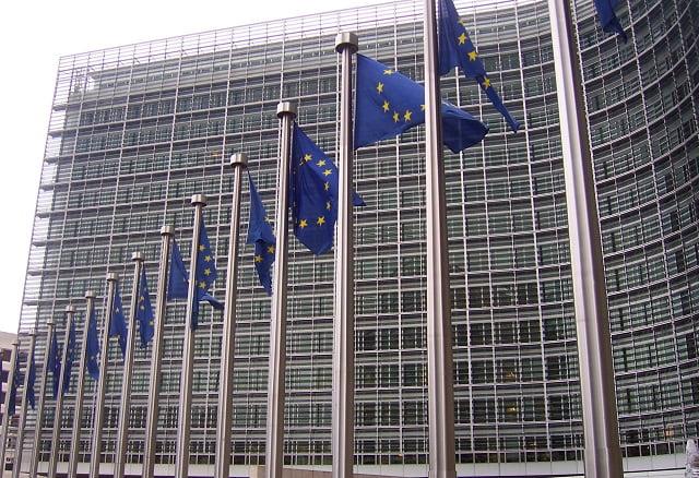 sede Comisión en Bruselas