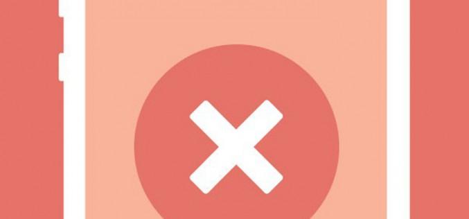 Error 53 y otros fallos del iPhone