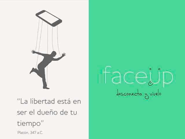Aplicaciones curiosas: Faceup