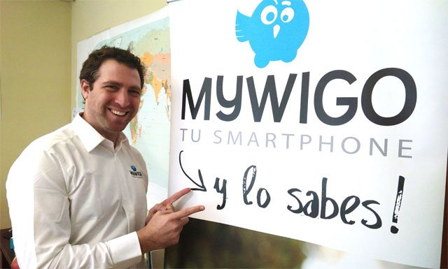 Jonatan Fatelevich, consejero delegado de MyWi