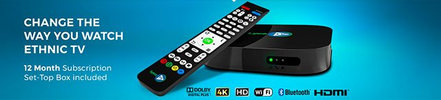 Lyca TV Set Top Box