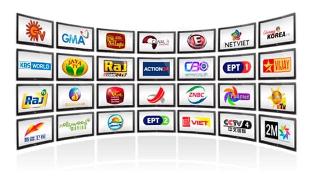Canales étnicos de LycaTV