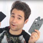cómo hacerte tu propia funda para el móvil de silicona