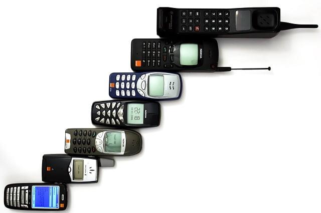 teléfonos basicos