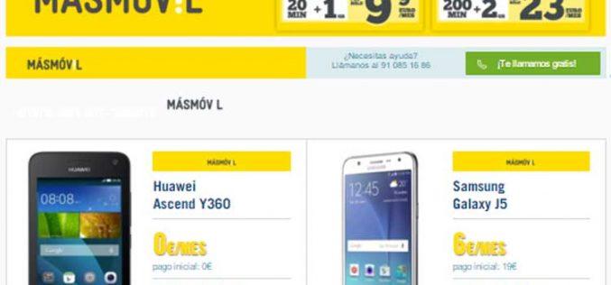Masmóvil lanza un par de tarifas exclusivas para Phone House