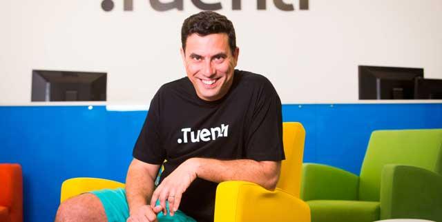 Sebastián Muriel, CEO de Tuenti