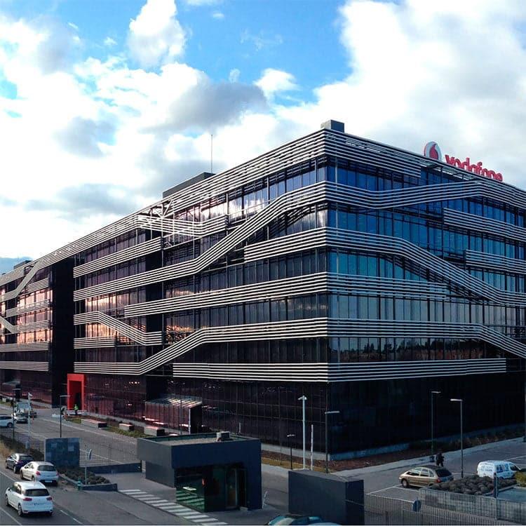 Vodafone interrumpe su fusi n con ono para ahorrar for Ono oficinas