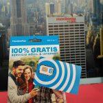 tarjeta SIM de FreedomPop España