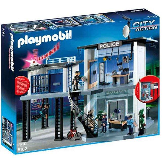 Comisaria de Policía de Playmobil