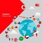 Roaming 4G de Vodafone
