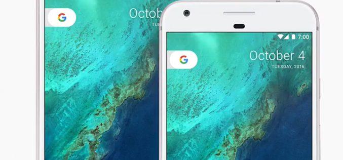 Google Pixel: así son sus nuevos smartphones