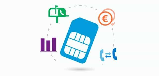tarjeta SIM de DIGI mobil