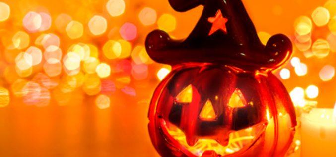 En Halloween, no sin mi smartphone