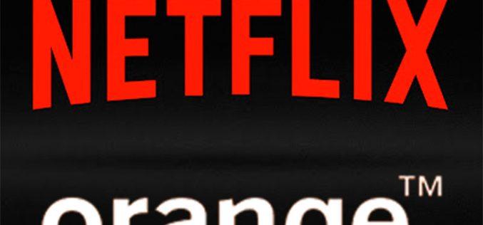 Netflix también se incorpora a Orange