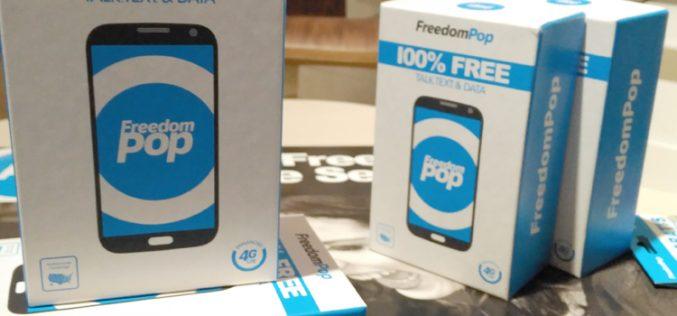 FreedomPop añade portabilidades, 4G y smartphones low cost