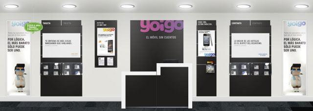 tienda Yoigo