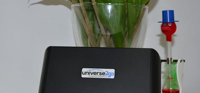 Universe2go, las gafas para alcanzar las estrellas