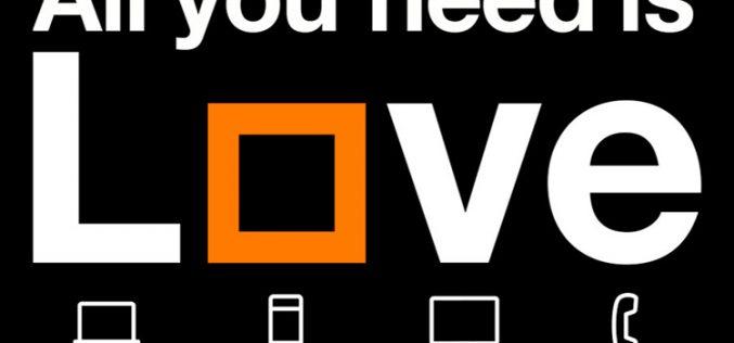 El amor está en el aire: Orange Canguro da el salto a Love