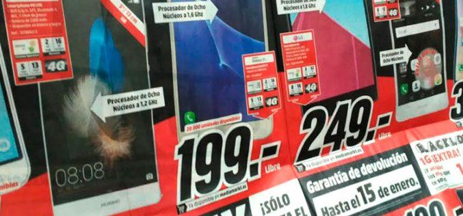Media Markt volvió a celebrar el Black Fraude