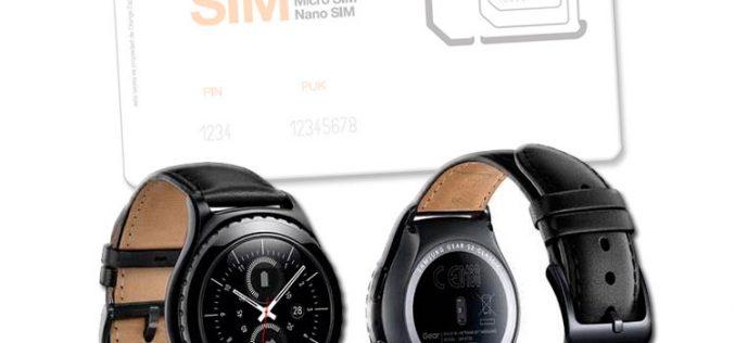 Orange estrena la eSIM con el smartwatch Samsung Gear S2 3G Classic