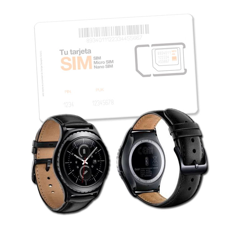 reloj Orange con eSIM