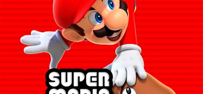 Oficial: Super Mario Run llega a Android en marzo