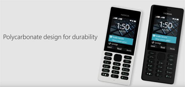 Nokia 150 con Orange