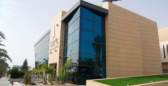 Sede de Ion Mobile en Elche (Alicante)