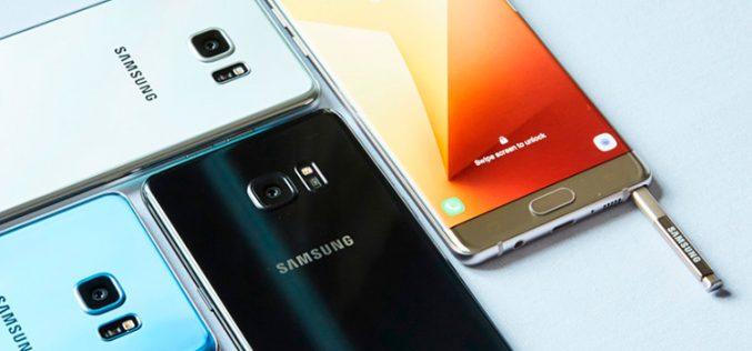 Vuelve el Samsung Galaxy Note 7: ¿A la tercera va la vencida?